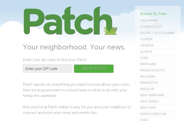 patch