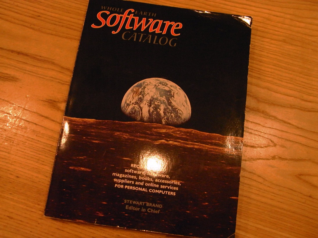 Whole Earth Software Catalog